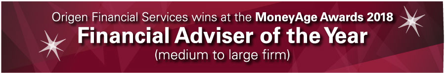 MoneyAge Financial Adviser of the Year